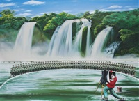 zhuang hui: look out! don't move! by ma yunfei
