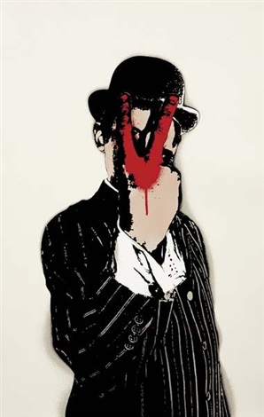 v is for vandal by nick walker