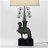table lamp by william haines