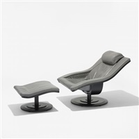 move chair and ottoman by o&m design (erik marquardsen and takashi okamura)