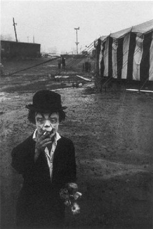 circus dwarf palisades nj by bruce davidson