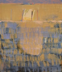 untitled (abstract) by david lubell