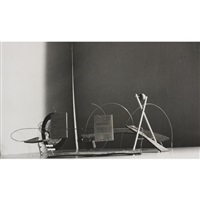 untitled (photo of sculpture) by lois field