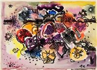 o.t. (abstrakte komposition) by hannah höch