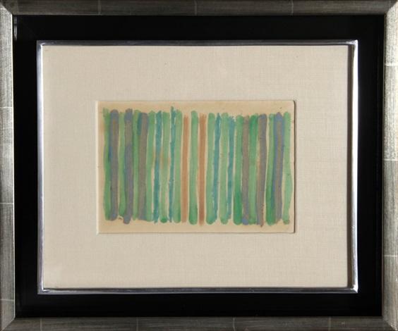 stripes by kenneth noland
