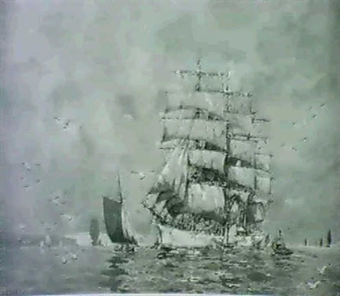 pilot boat by frank kelsey