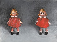polka dot dolls by lisa adams