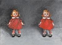 polka dot dolls by lisa adams