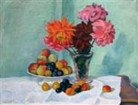 composition aux fleurs et aux fruits by franck innocent