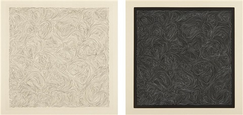 line etchings plates v and vi 2 works by sol lewitt
