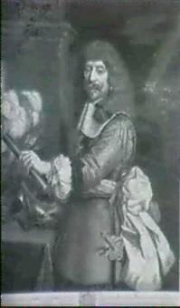 henri de lorraine, comte d'harcourt, grand-ecuyer de france by antoine masson