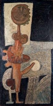 le peintre à la palette by henri ren