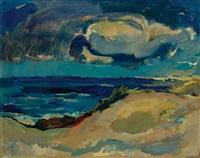 dune landcape by jan (johannes leonardus) kagie