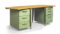 curved bs desk by jean prouvé