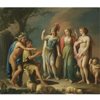 the judgement of paris by josé camaron y boronat