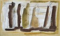 composizione di figure by mario sironi