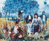 la quercia azzurra by gianni sesia della merla