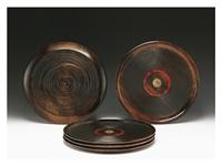 goryeo tray five-pieces set by otomaru kodo