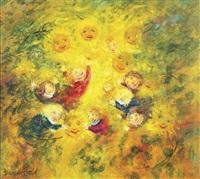 sunflowers by david boyd
