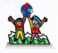prototype for miami children's museum by romero britto