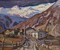 casolari a la thuile by metello merlo
