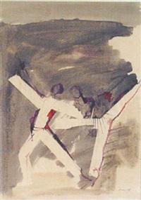 baletttänzer by kay krasnitzky