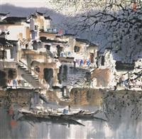 landscape by xu quanqun