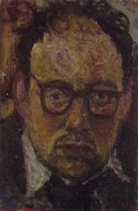 Portrait of John Bratby