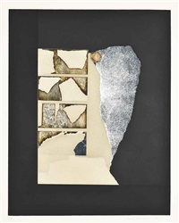 presenza grafica - silver by louise nevelson