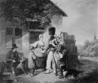 news from the front by jacobus ludovicus godinau