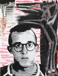keith haring by gracer and alben
