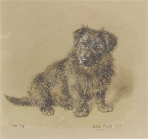 whisky a terrier by frank paton