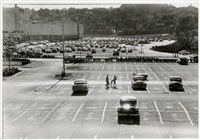 parking lot by robert frank