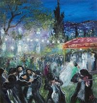 wedding in jerusalem by huvy