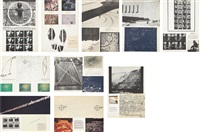 projects (complete portfolio of 10) by dennis oppenheim