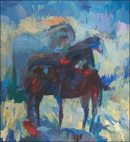 ryegate horses by theodore waddell