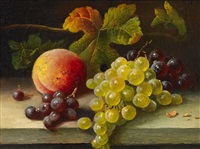 stillleben mit früchten by henry lewis