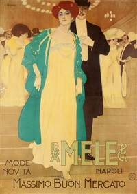 mele / mode novità by leopoldo metlicovitz
