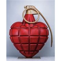 hati yang membatu (petrified heart) by agapetus