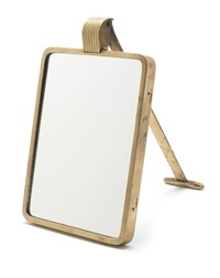 an art deco dressing table mirror by barovier & toso (co.)