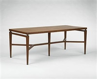 dining table by holabird and root (co.)