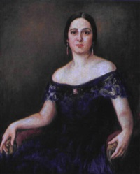 portrait of anita crozat kohlsdorf by edith boxer duggan