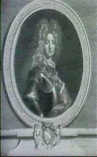 adrien maurice duc de noailles (le blanc ii, 143, 92) by pierre drevet
