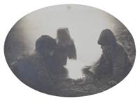 voyage à iborow, russie (alb. w/9 works) by max reichmann