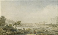 the ruins of miletus and the maeander valley by jean-baptiste hilaire