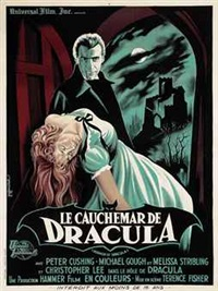 horror of dracula (le cauchemar de dracula) by guy gérard noel
