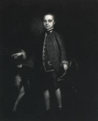 portrait of a boy by willem verelst