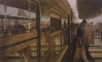 en gare by f. faivtsovnou