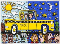 the city that never sleeps by james rizzi