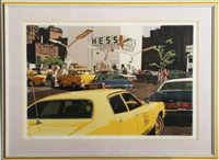 gas line (from city scapes) by ron kleemann